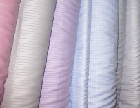 Cotton fabric for shirts